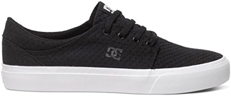 DC Shoes Herren Trase Tx Se Sneakers  Schwarz Grau  39 EU