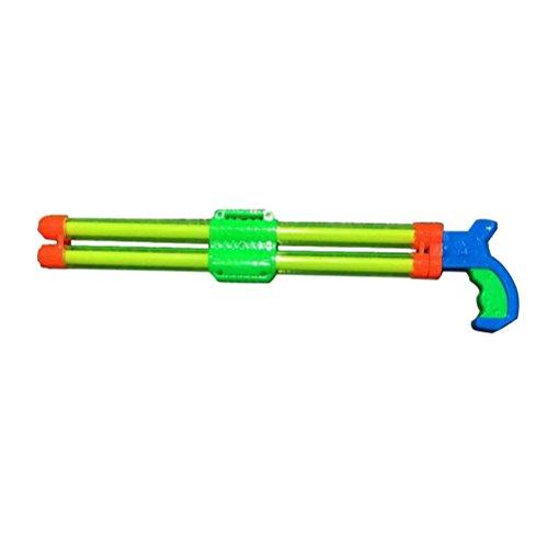 YeahiBaby Wasserpistolen Wasserspritzpistole Twin Tide Super Soaker Spielzeug Kunststoff für Kinder Geburtstag Party Geschenk (Zufällige Farbe)