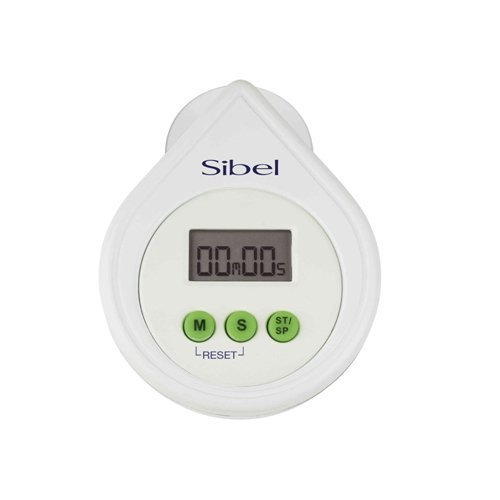Sibel - Drop Minuterie Digital Blanc