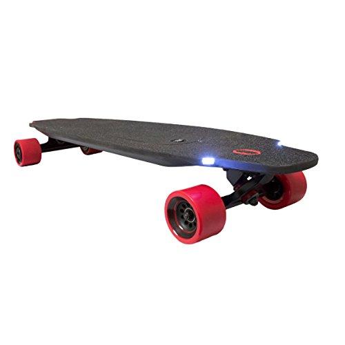 Inboard Technology M1 Elektrisches Skateboard, Schwarz, One Size