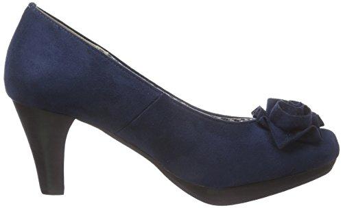 Andrea Conti 3617400 - Decolleté chiuse donna Blu (017)