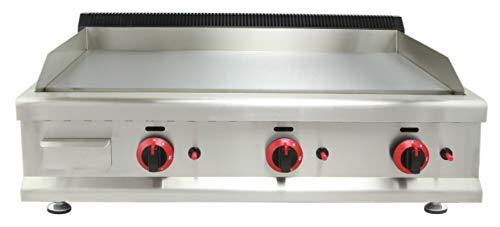 Fry-top industrial a gas 900 hostelería - MBH
