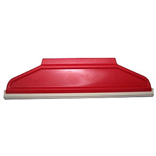X-Film-de-Raclette-rouge-avec-lvre-en-caoutchouc