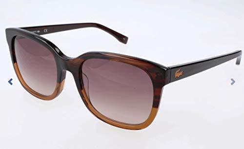 Lacoste Damen L815S Sonnenbrille, Braun, 55
