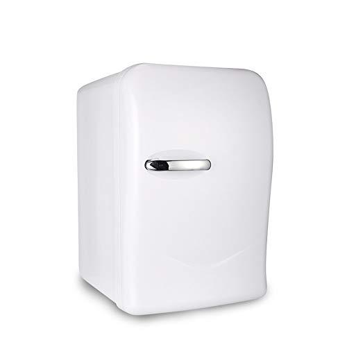 LIU UK Car Refrigerator 20 Liter Auto Mini-KüHlschrank Tragbare 12v / 220v Dual-Spannung Heizung Und KüHlbox Haushalt Einzigen TüR KüHlschrank - Weiß (Haushalt-batterie-ladegerät)