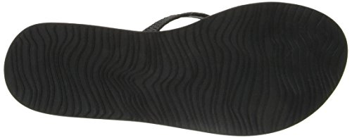 Reef Downtown Truss, Tongs Femme gris - Gris (Charcoal)