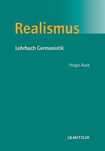 Realismus: Lehrbuch Germanistik