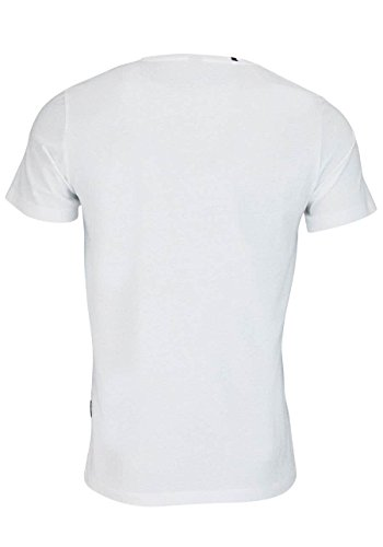 Replay Herren T-Shirt M3266 .000.2660 Weiß