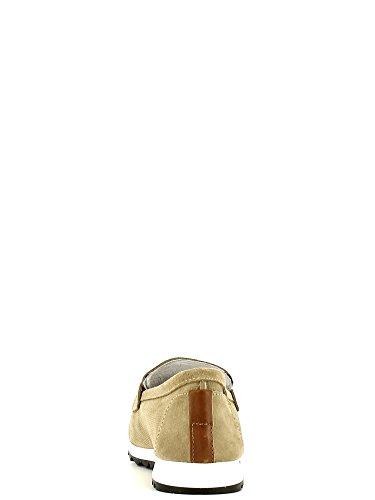 CAFèNOIR , Mocassins pour homme Beige Sabbia sabbia
