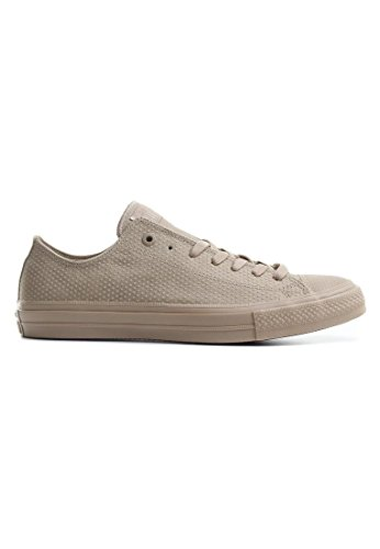 Converse All Star II Ox chaussures mono-beige