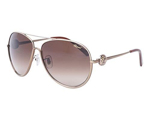 Chopard Sonnenbrillen (SCH-B-23-S 08FL) metalisiert bronze - grau-braun verlaufend