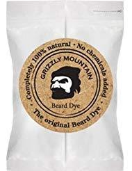 Tinte Orgánico Barba Marrón Oscuro Grizzly Mountain