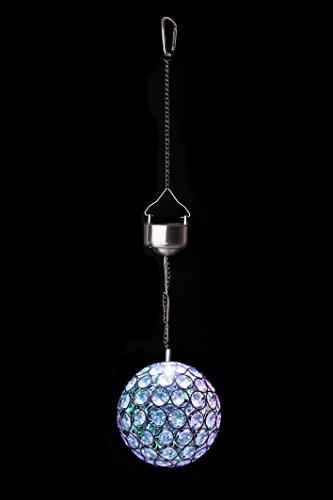 Solarbetriebener Farbwechsel-Lichtball von SPV Lights: Der Solarlicht- & Beleuchtungsspezialist (2 Jahre kostenlose Gewährleistung inklusive) - 2