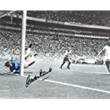 Gordon Banks (World Cup Winner 1966) - Genuine Signed Autograph
