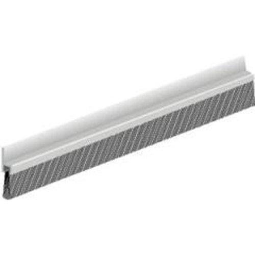 Format 8711286123018 IBS39 Türbodendichtung, Aluminium, 100cm, Polypropylen-Bürste