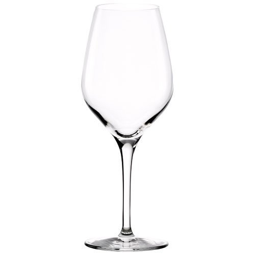 Stölzle Lausitz Exquisit Weißweinkelche, 350ml, 6er Set Weinglas, spülmaschinenfeste Weingläser, hochwertige Qualität, stabil und robust