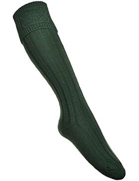Lovat Grün KILT Socke , Wolle/Ly