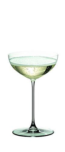 Riedel 6449/09 Veritas Coupe/Moscato 2 Martinigläser 240 ml