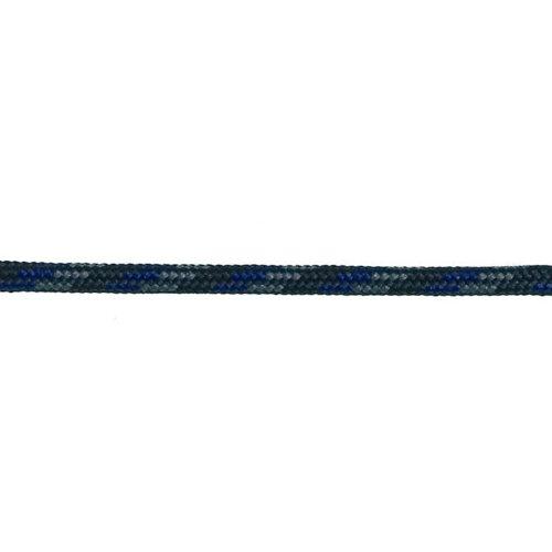 Barth Barth Schuhbandl extra dick rund 150 cm versch. Farben (Farbe: grau/blau)
