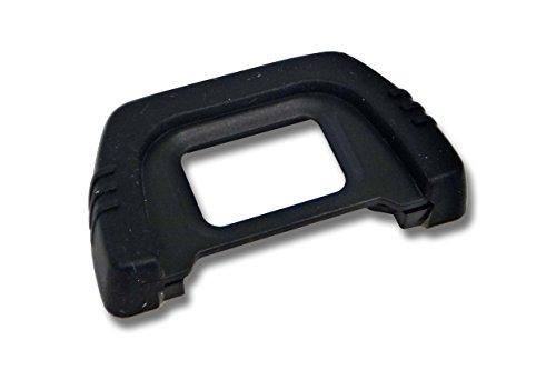 vhbw Okular Augenmuschel-Sucher für Kamera Nikon D5200 D5100 D3200 D3100 D3000 D100 D80 D70 D70s D60 D50 D40 D40x F80 F75 F65 F60 F55 F50 wie DK-20