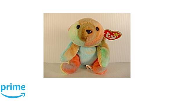 da712f48cf5 TY Beanie Baby - SAMMY the Bear by Ty Inc.  Amazon.co.uk  Toys   Games