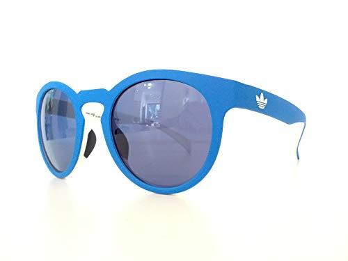 b83da15f43 adidas AOR007-148-001 Occhiali da Sole, Blu (Azul), 53.0
