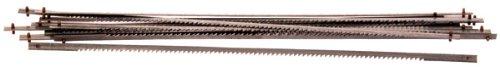 C.K, Lame per sega ad archetto per legno, 10 pz., 162 mm