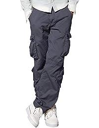 Match Uomo Pantaloni Cargo #3357