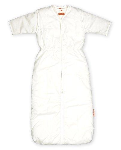Little Company 20-003 - Gigoteuse Combi Sleeper Gigoteuse pour enfant Blanc cassé