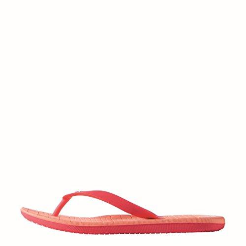 adidas Eezay Cf W, Infradito Donna Rojo / Blanco / Rosa (Brisol / Ftwbla / Rojimp