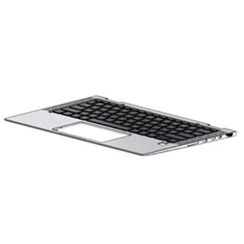 HP Inc. Topcover W/Kybd Bl Pvcy Czech SK, L31883-FL1 (SK) Kybd-system