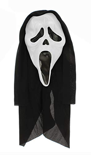 Kostüm Kind Scream 4 - Unbekannt Scream 4 Ghostface Maske offizielle Lizenz Maske