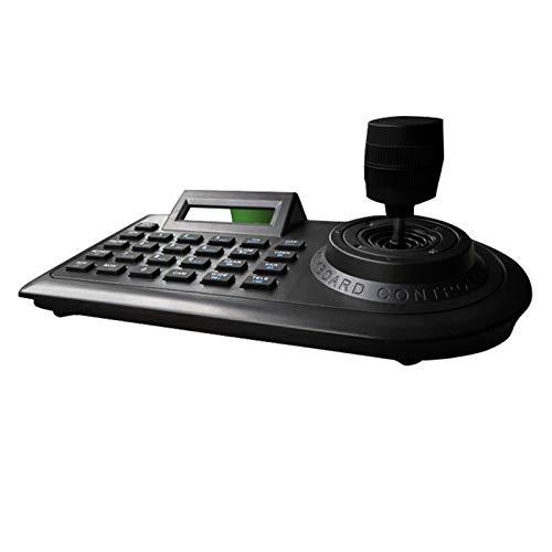 TOOGOO 4D 4 Achsen Ptz Joystick Ptz Controller Tastatur Rs485 Pelco-D/P Mit LCD Display Für Analoge Sicherheit CCTV Geschwindigkeits Dome Ptz Kamera (Eu Stecker) - Dvr Mit Ptz