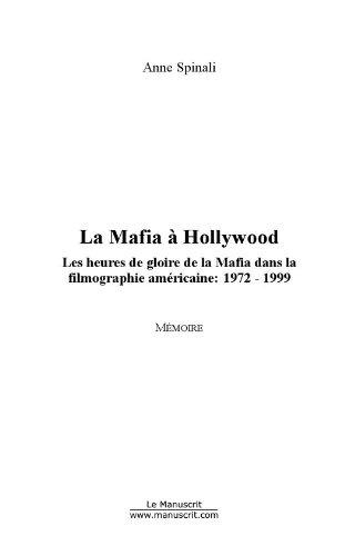 Livre La Mafia à Hollywood pdf, epub
