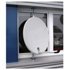 Fensterhalter Universal Pulverbeschichtet