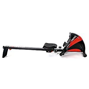Viavito Sumi Folding Rowing Machine - Black by Viavito