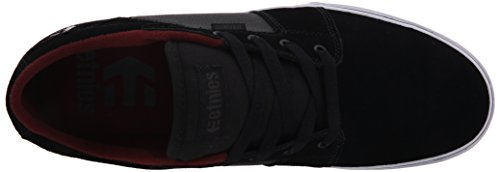 Etnies  BARGE LS, Sneakers basses hommes Noir (black/charcoal/red)
