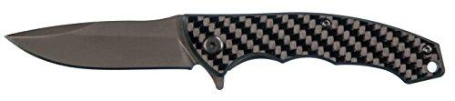 Schrade SCH1084281 Couteau Tactique Mixte Adulte, Noir