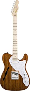 SQUIER BY FENDER TELECASTER THINLINE NATURAL CLASSIC VIBE Electric Guitar