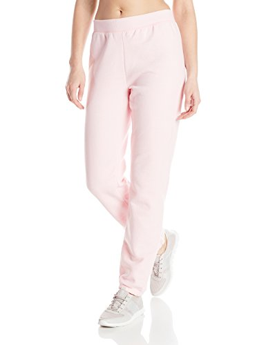 hanes-pantaloni-sportivi-donna-pale-pink-m-us-taglia