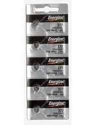 Montre/E376 Energizer 377 SR626SW Lot de 5 piles