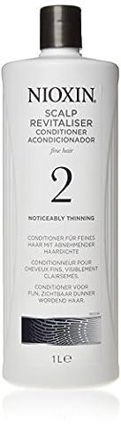 Scalp and Hair Care - Conditioner n° 2 pour Cheveux - Hydratant et Dynamisant pour des Chevex plus Forts - Revitaliser Conditioner 2 for Noticeably Thi