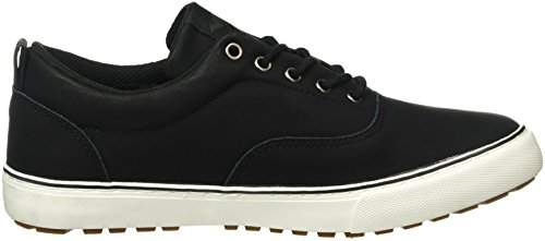 Kangaroos Kavu Vi, Men's Low-Top Sneakers Schwarz (Black 500)