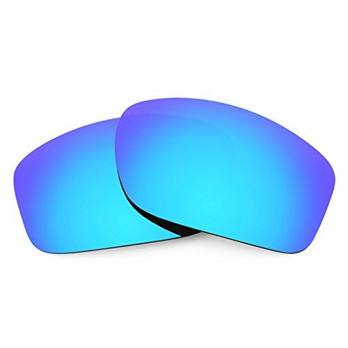 Revant Ersatzlinsen für Oakley Valve Eisblau MirrorShield®