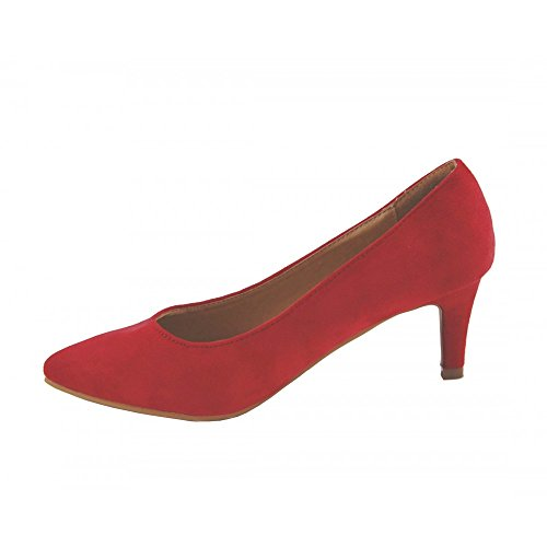 Benavente, Scarpe col tacco donna Rosso