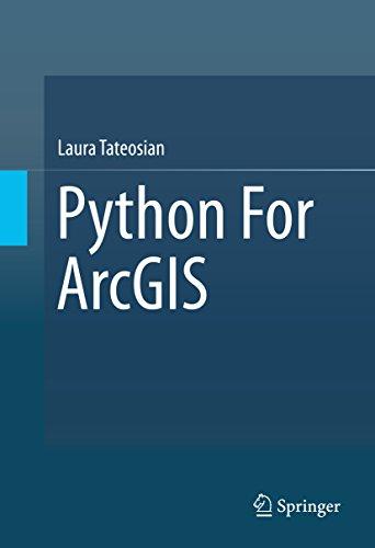 Python For ArcGIS (English Edition)