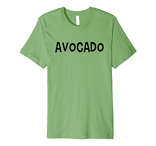 AVOCADO Lazy Halloween-Kostüm T-Shirt