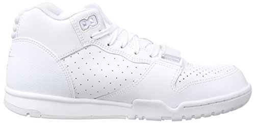 Nike - Air Trainer 1 Mid, Sneaker alte Uomo Bianco (Weiß (White/White-Pure Platinum))