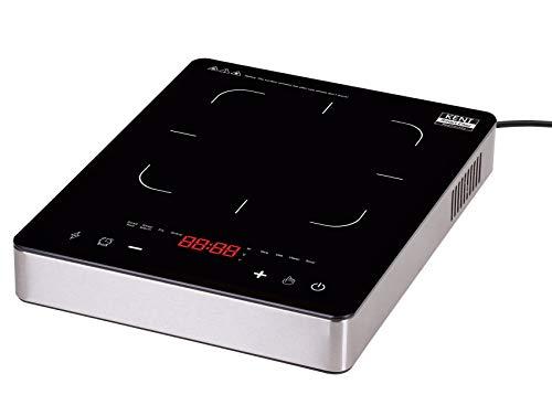 KENT Induction Cooktop KB-83 2000-Watt (Black)
