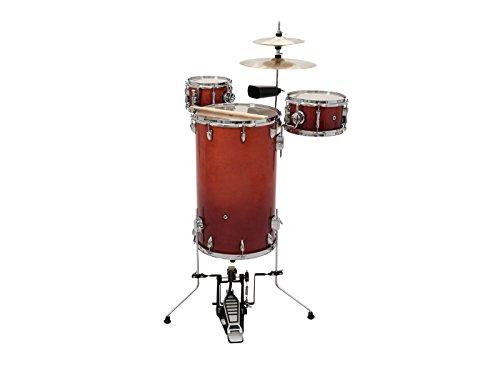 Dimavery 26001810 Cocktail Drum Acero, Orange -